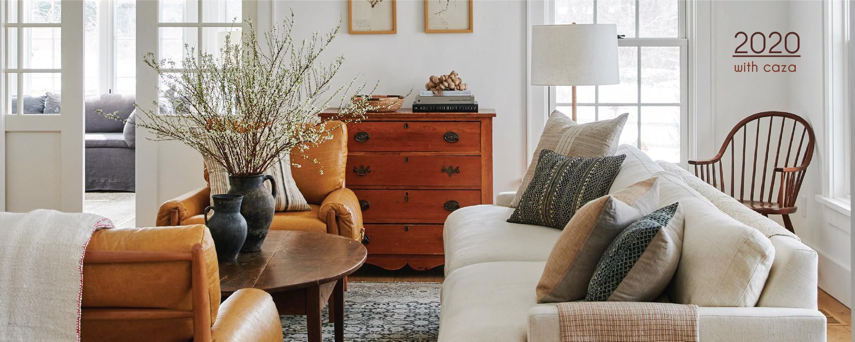 Chuyên trang mua sắm và trang trí nội thất - Caza.vn