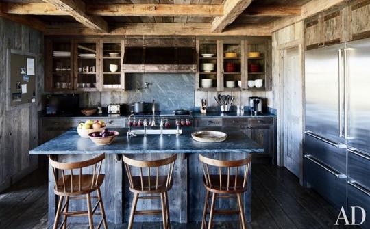 Mẫu nhà bếp và phòng ăn đẹp và sang trọng