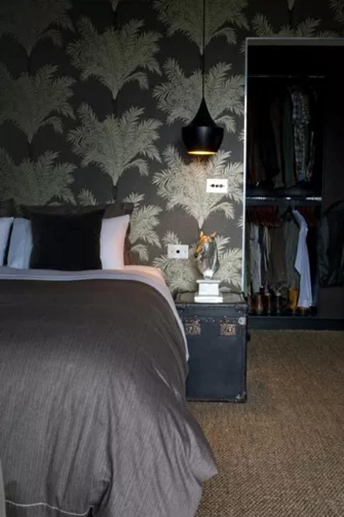 Trang trí nội thất phòng ngủ hiện đại và cá tính