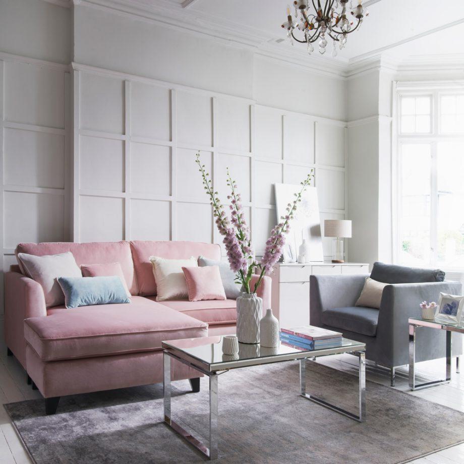 Glamour vẫn luôn là phong cách chiếm ưu thế trong các lựa chọn nội thất hiện đại