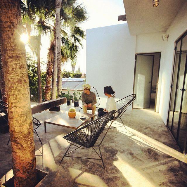 Sản phẩm ghế thư giãn Acapulco Chair
