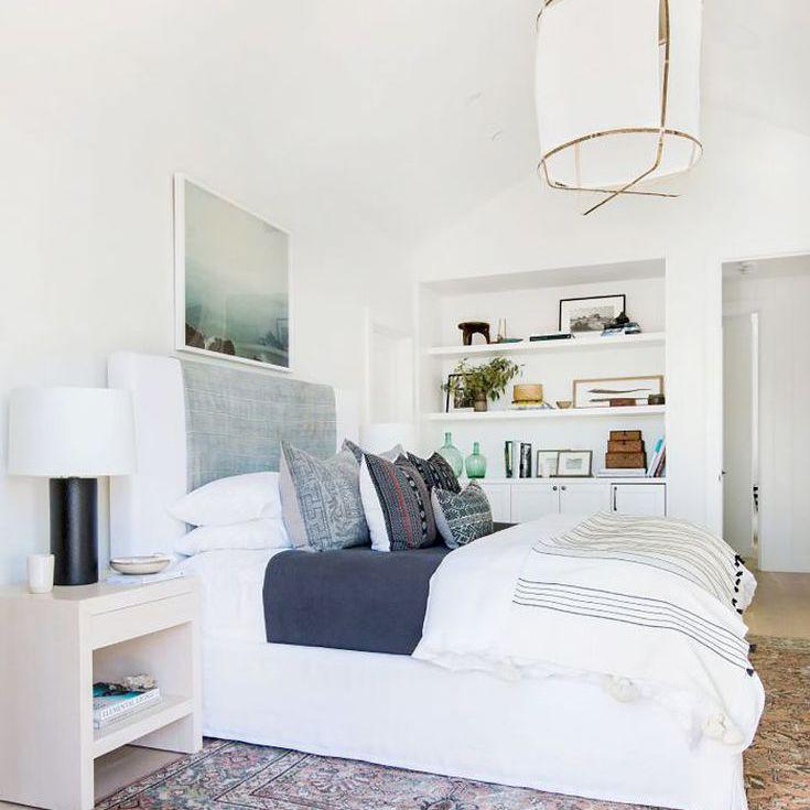 Điều tôi yêu thích về thiết kế không gian với phong cách nội thất California là tạo ra một không gian mời gọi.