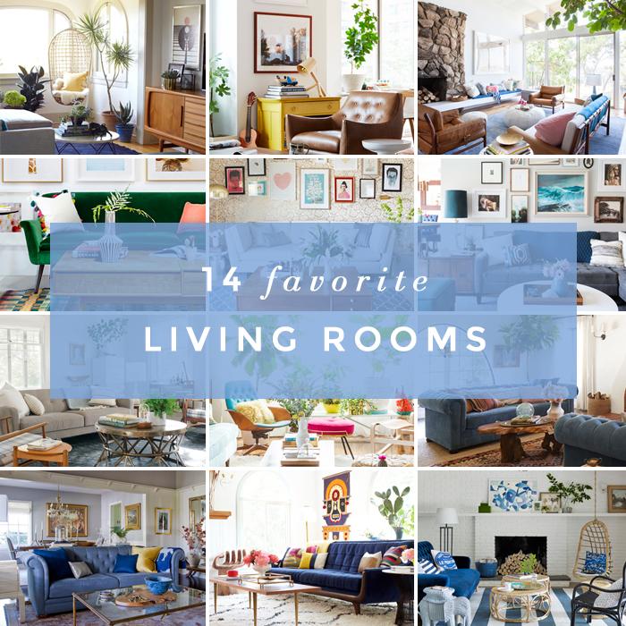 14 Mẫu Phòng Khách do Emily thiết kế