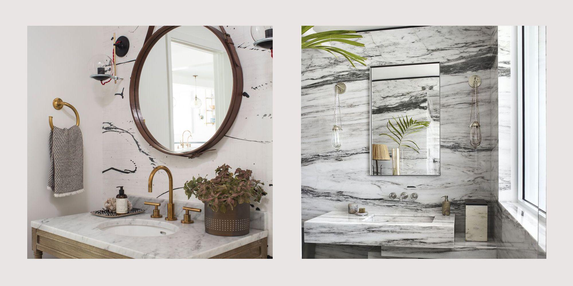 15 xu hướng thiết kế phòng tắm năm 2019