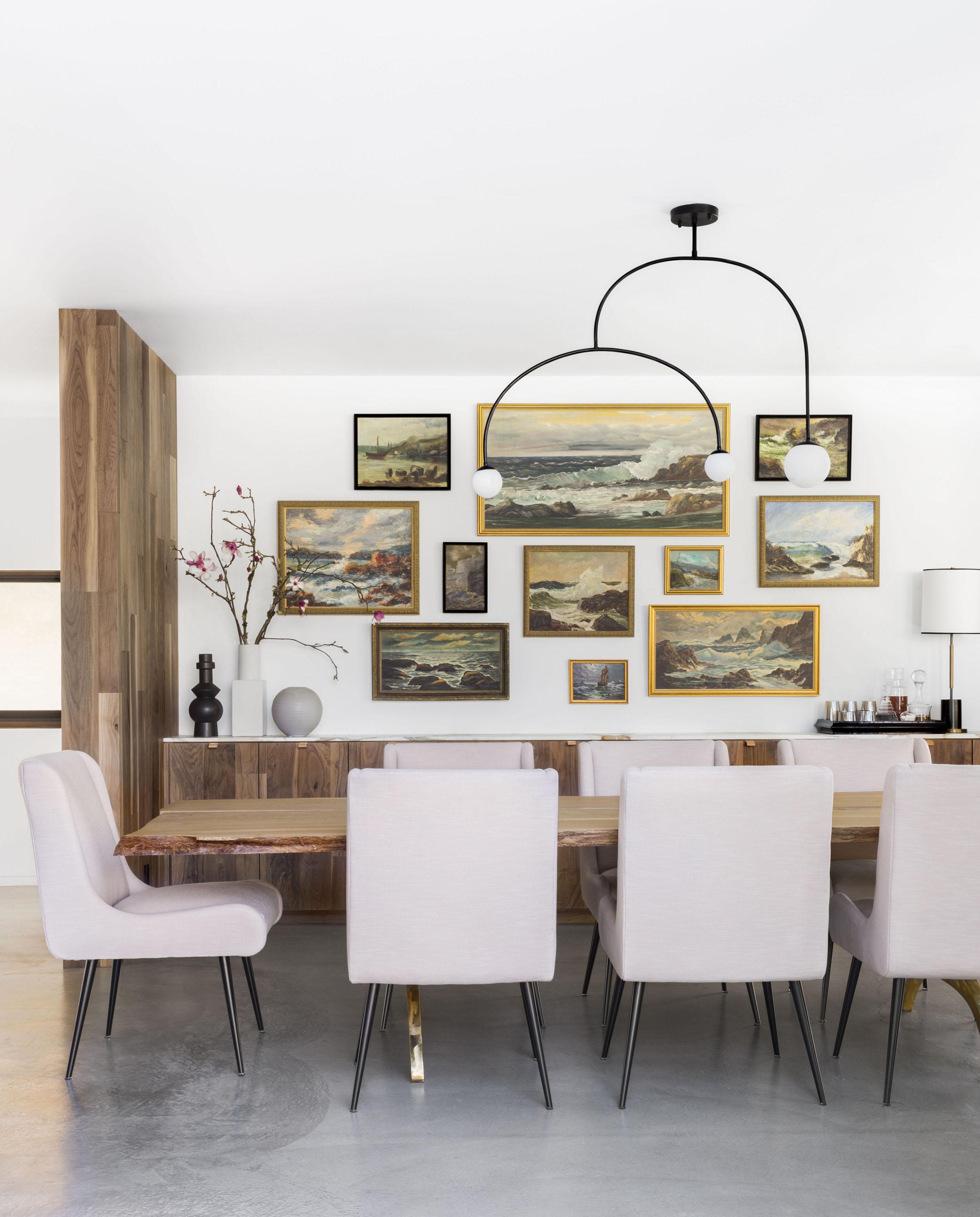 15 ý tưởng treo tranh cho ngôi nhà của bạn