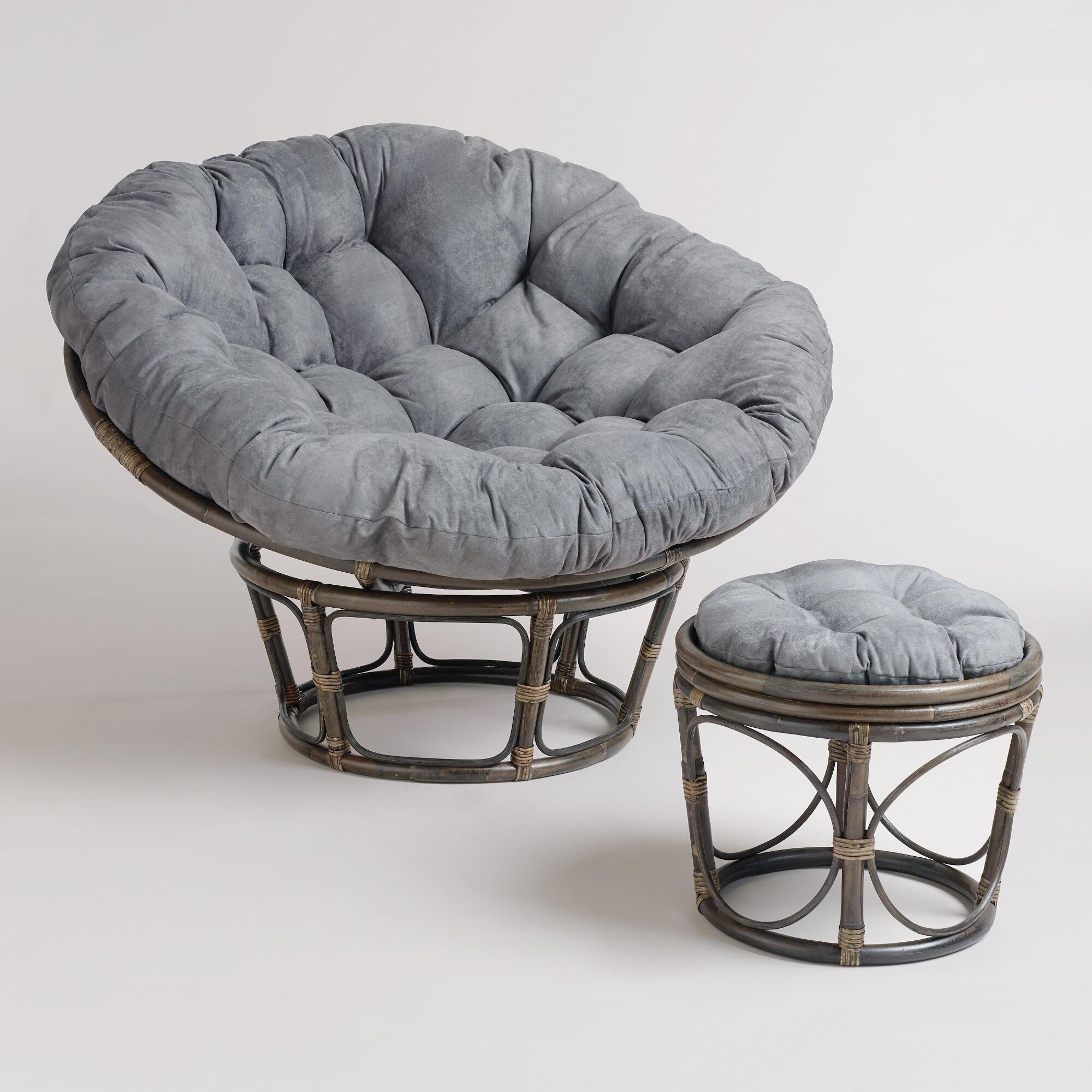 Những mẫu ghế Papasan hiện đại