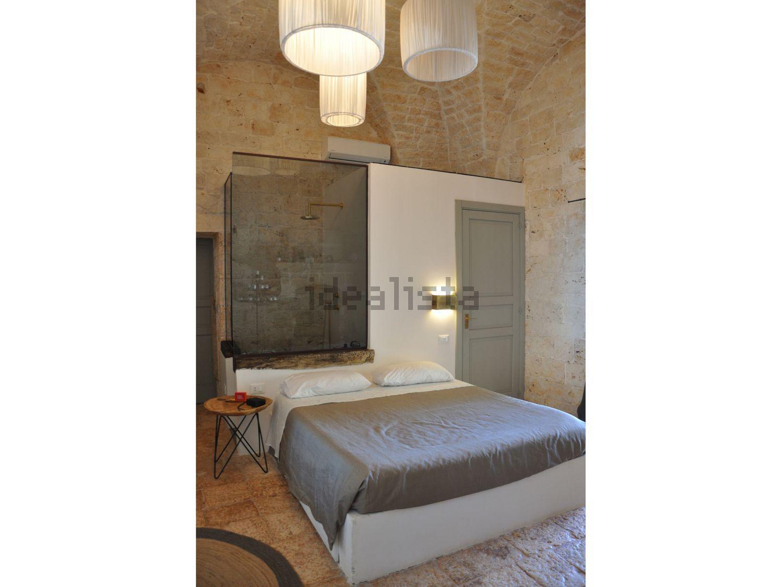 Immagine Camera da letto di  villa su Ostuni