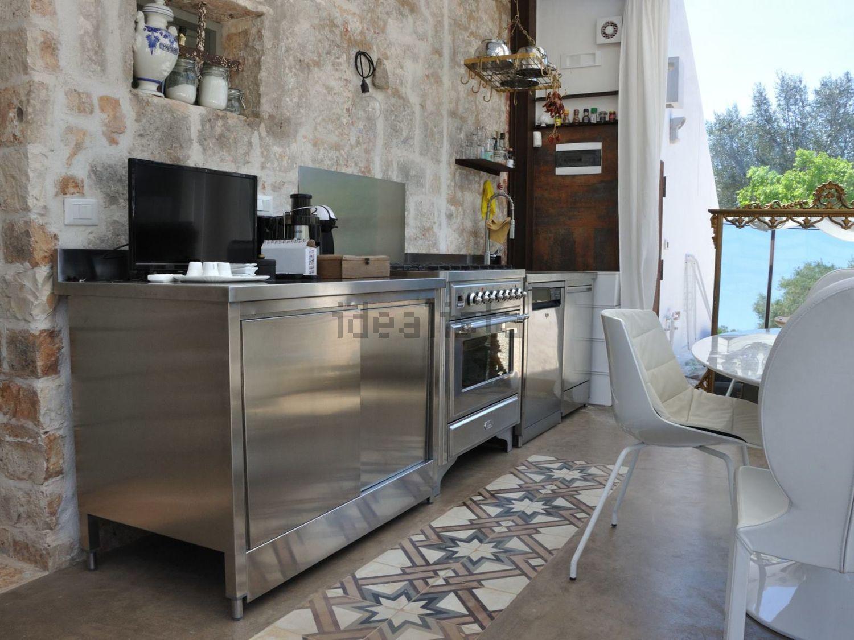 Immagine Cucina di  villa su Ostuni