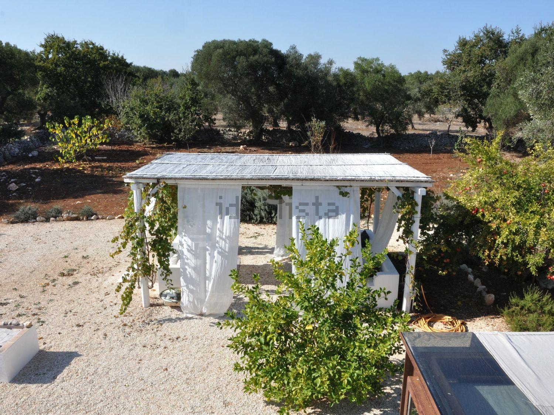 Immagine Facciata di  villa su Ostuni