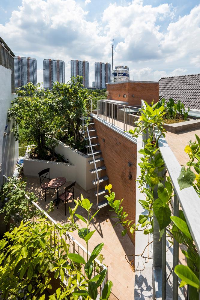 thiết kế nhà vườn, dự án nhà xanh