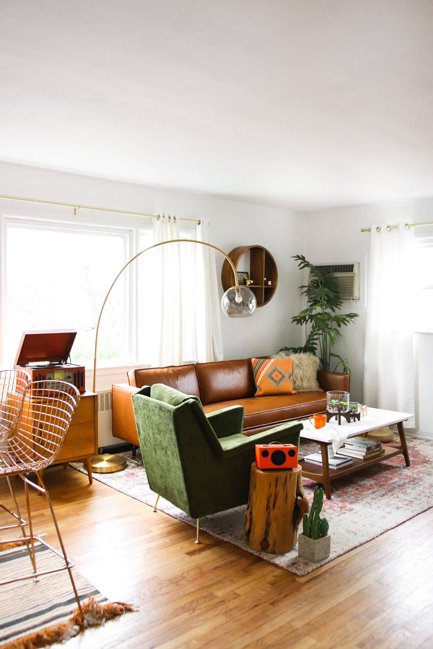 Màu sắc nội thất nên được sử dụng cho phòng khách