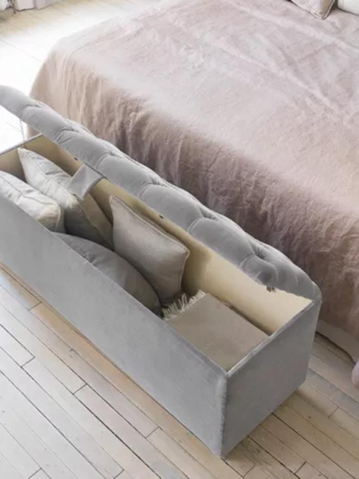 Thiết kế nội thất phòng ngủ gọn gàng