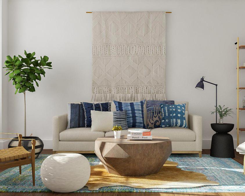 5 yếu tố chính của phong cách nội thất Modern Rustic