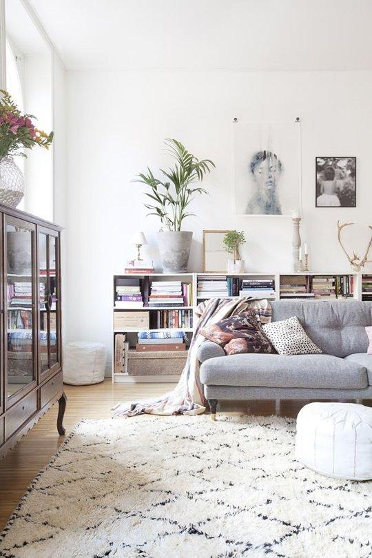 Học trang trí phòng khách từ nhà thiết kế nổi tiếng