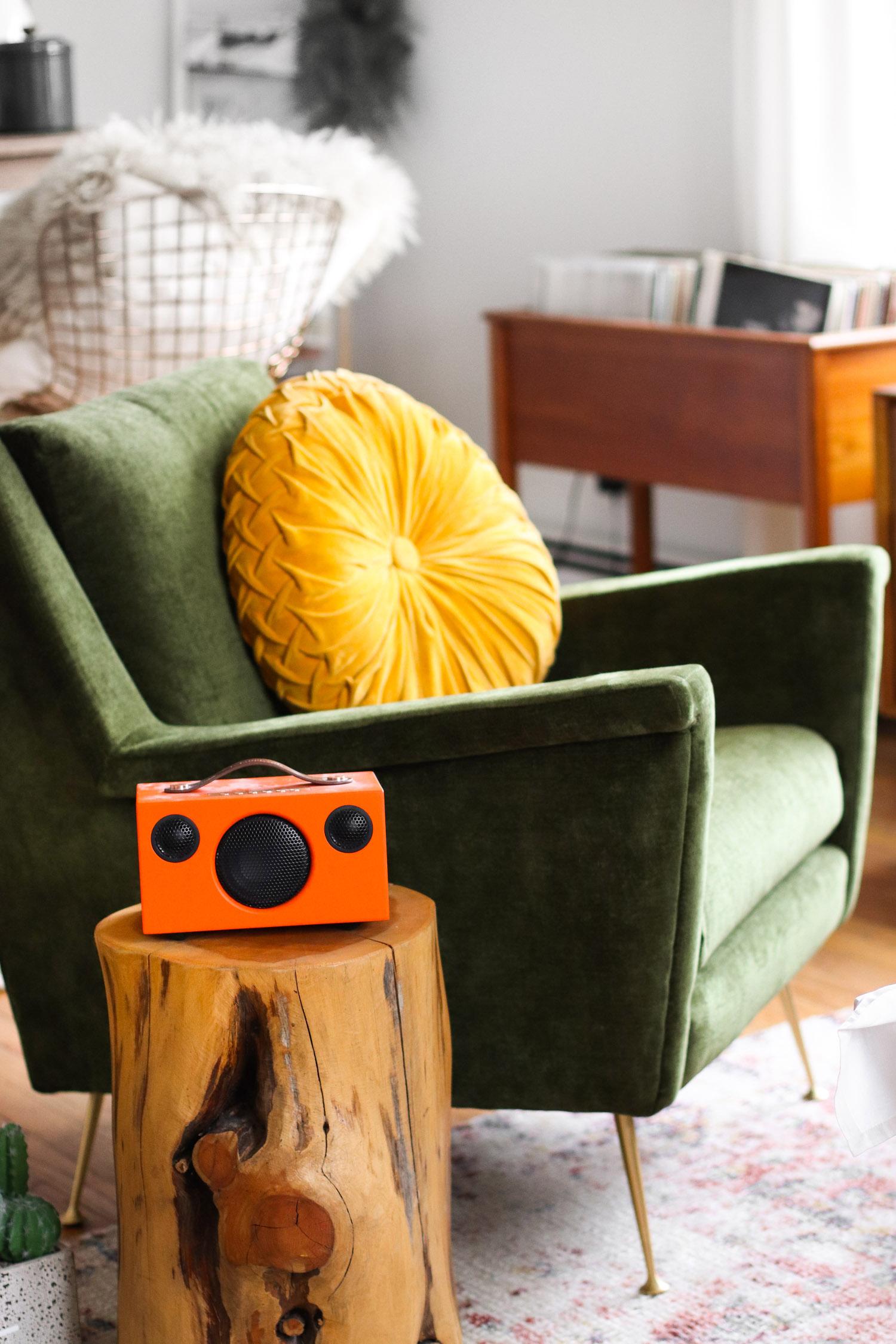 Trang trí phòng khách phong cách hiện đại