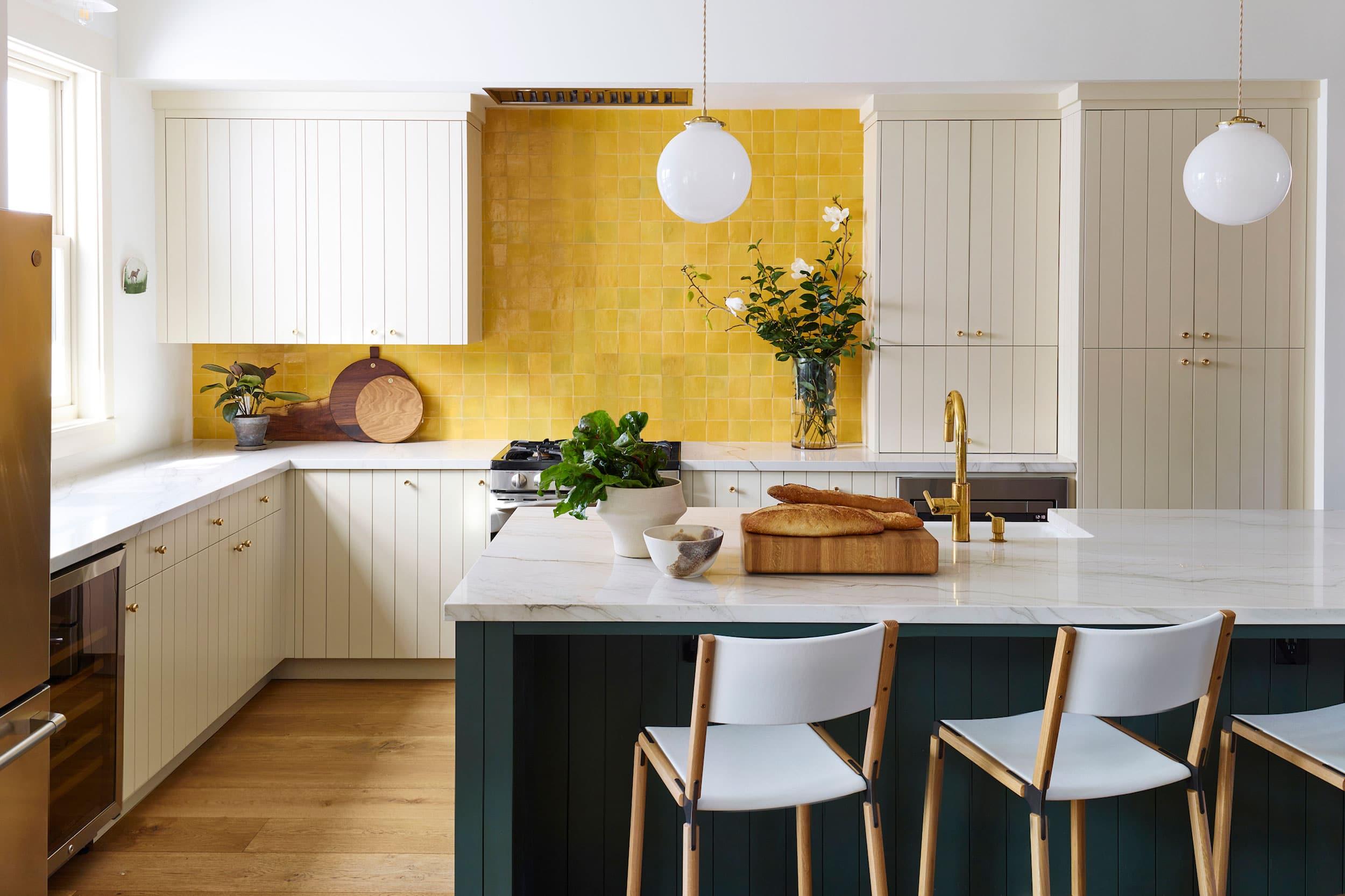 7 cách sử dụng màu vàng cho ngôi nhà