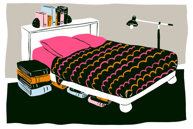 7 cách trang trí phòng ngủ, sắp xếp giường nói gì về tính cách của bạn?