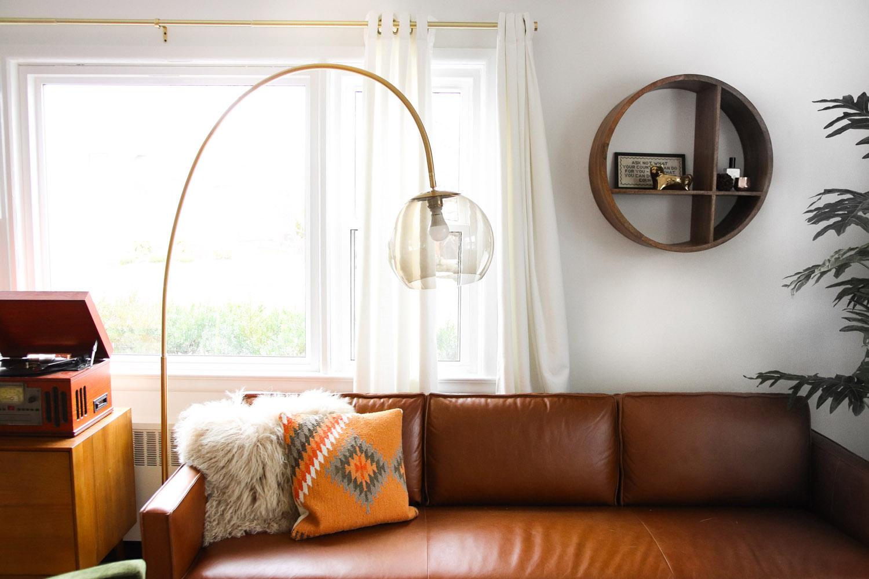 Những màu sắc đẹp cho phòng khách