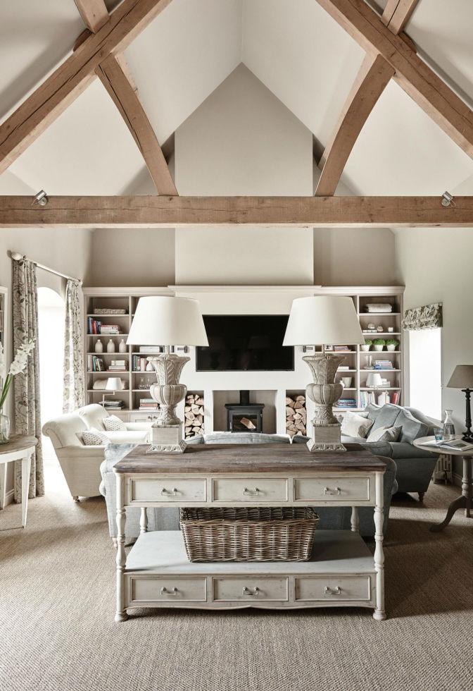 Interiors Inspired by the Great British Countryside and Imagined With a  Fresh Eye | Decoholic