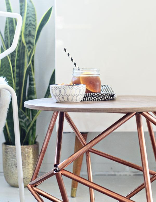DIY- bàn uống nước Himmeli