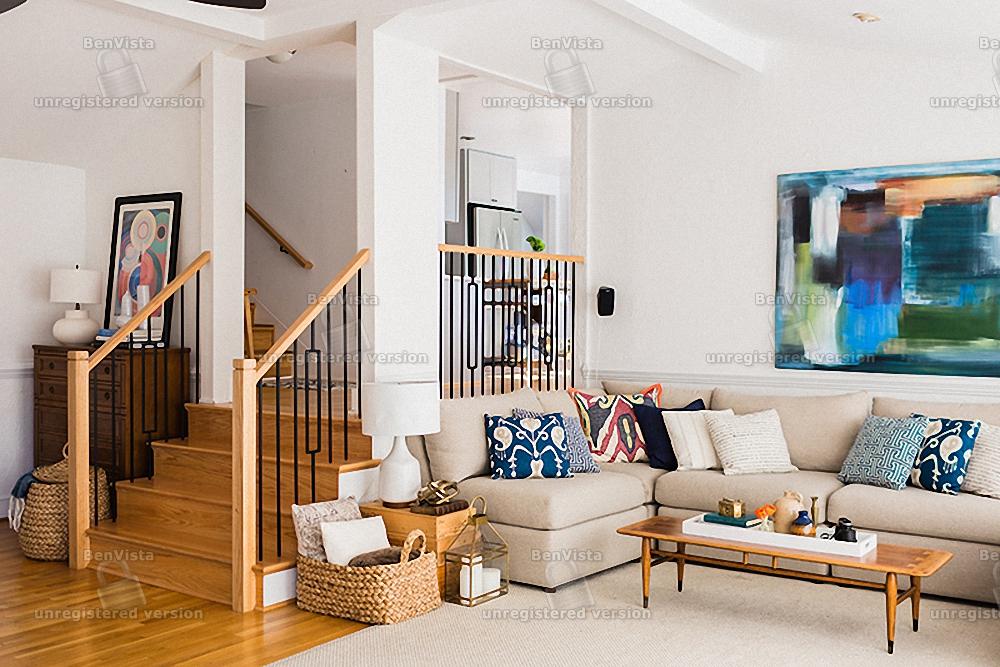 Cách hoàn thiện căn nhà với phụ kiện nội thất
