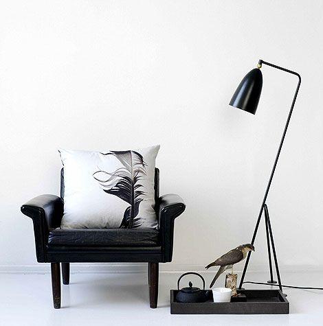 mẫu đèn đọc sách, đèn đứng tinh tế, hiện đại