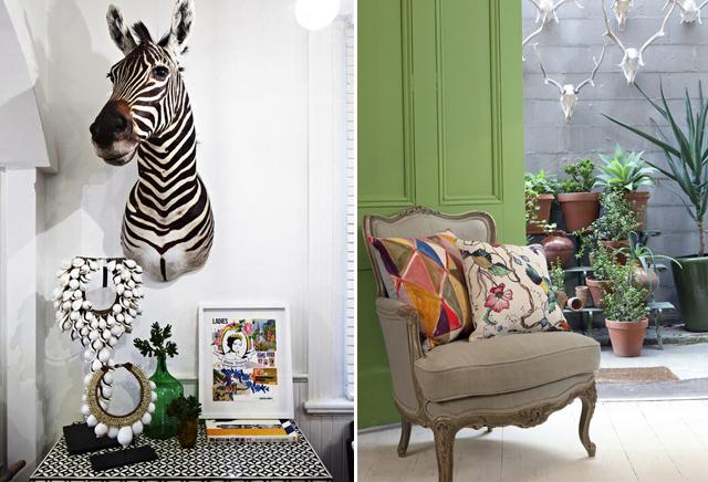 Đồ nội thất đẹp tạo cảm hứng trang trí nhà cửa