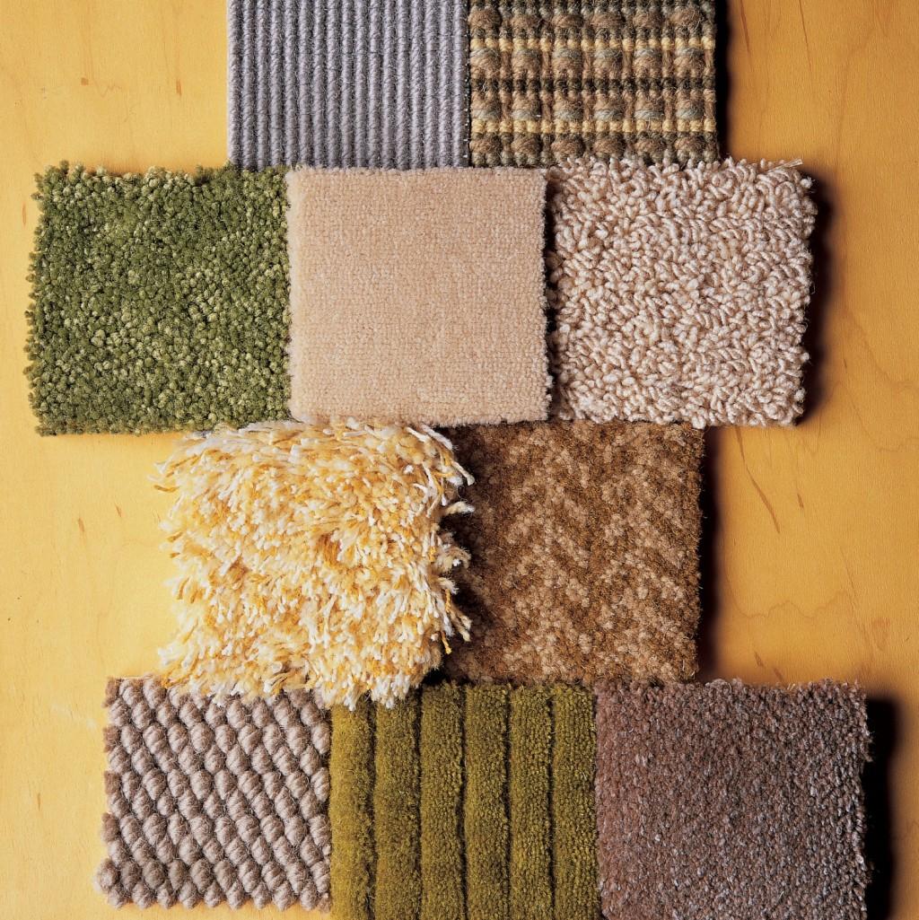 Phân biệt cách loại thảm đơn giản