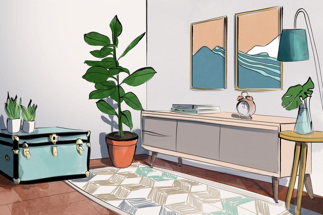thiết kế nội thất - Minimalism