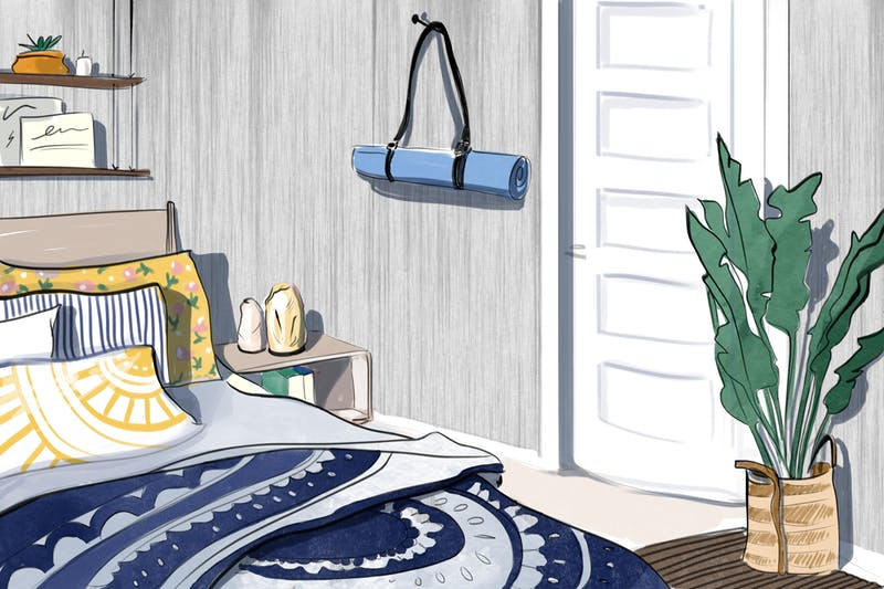 Thiết kế nội thất - Thrifty Minimalists