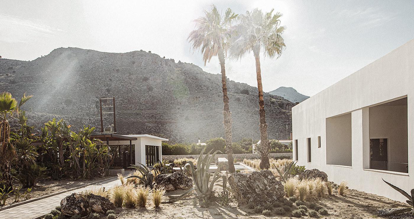 """Khách sạn Casa Cook Rhodes mangtinh thần """"cổ điển nhưng mang tinh thần phóng khoáng"""",khác xa so với các khu nghỉ dưỡng thông thường"""