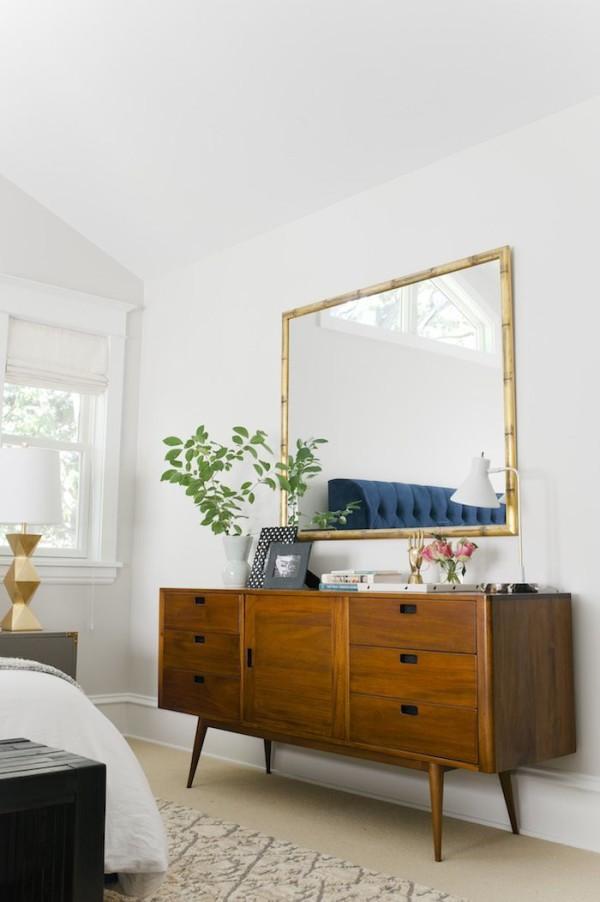 Phụ kiện và nội thất tối giản theo phong cách thập niên 50
