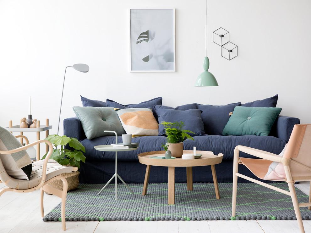 Sắp xếp lại nội thất phòng khách để tạo sự thân thiện