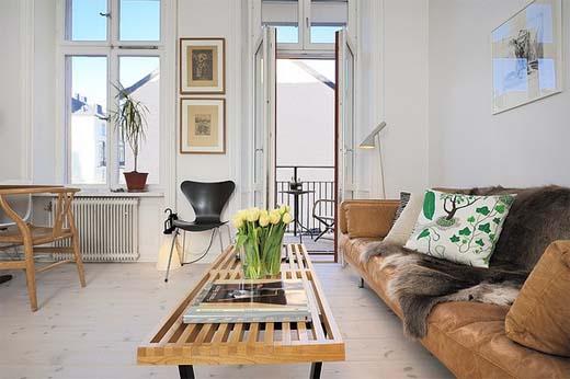 Phong cách thiết kế nội thất Bắc Âu - Scandinavia