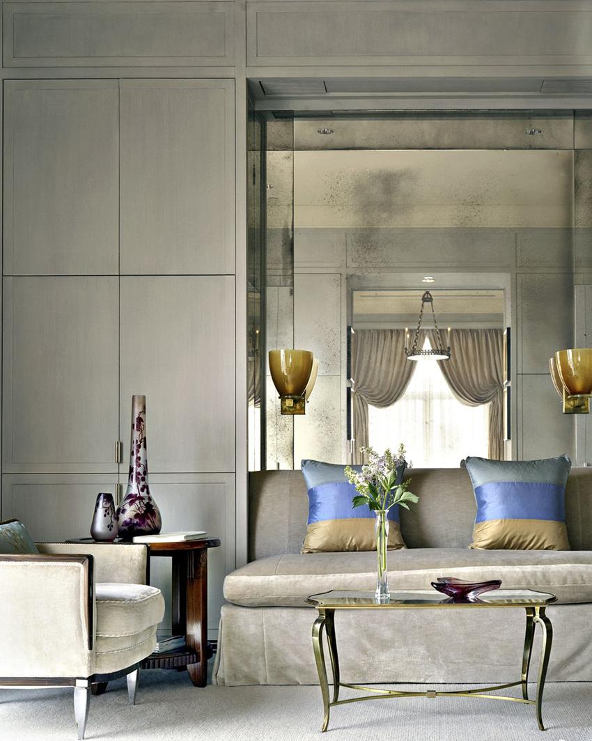 Thiết kế nội thất 10 - Đánh thức căn phòng của bạn với những chiếc gương