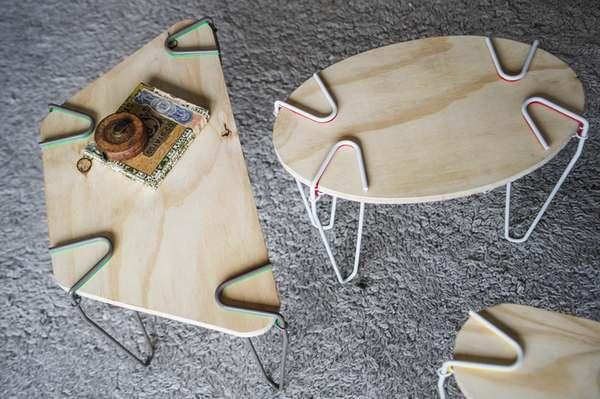 SNAP - những chiếc chân bàn thông minh