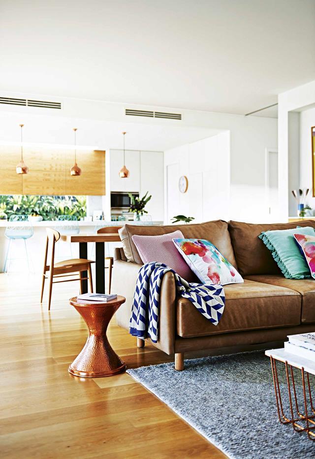 Thiết kế nội thất phòng khách cho gia đình có trẻ nhỏ