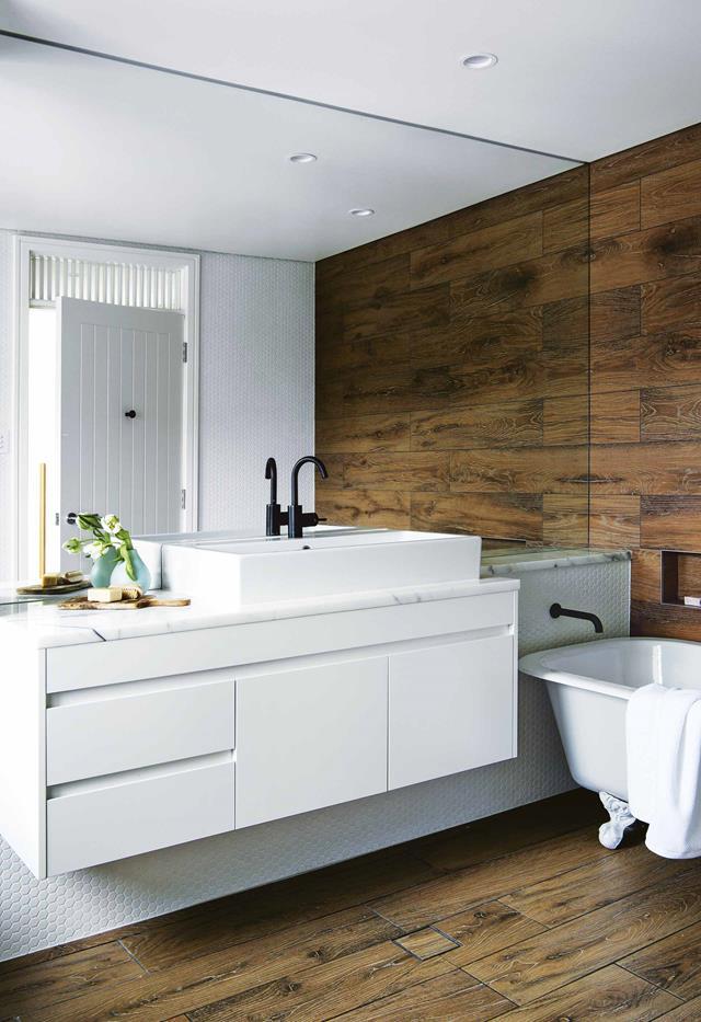 Thiết kế nội thất phòng tắm thông minh và an toàn cho gia đình có trẻ nhỏ