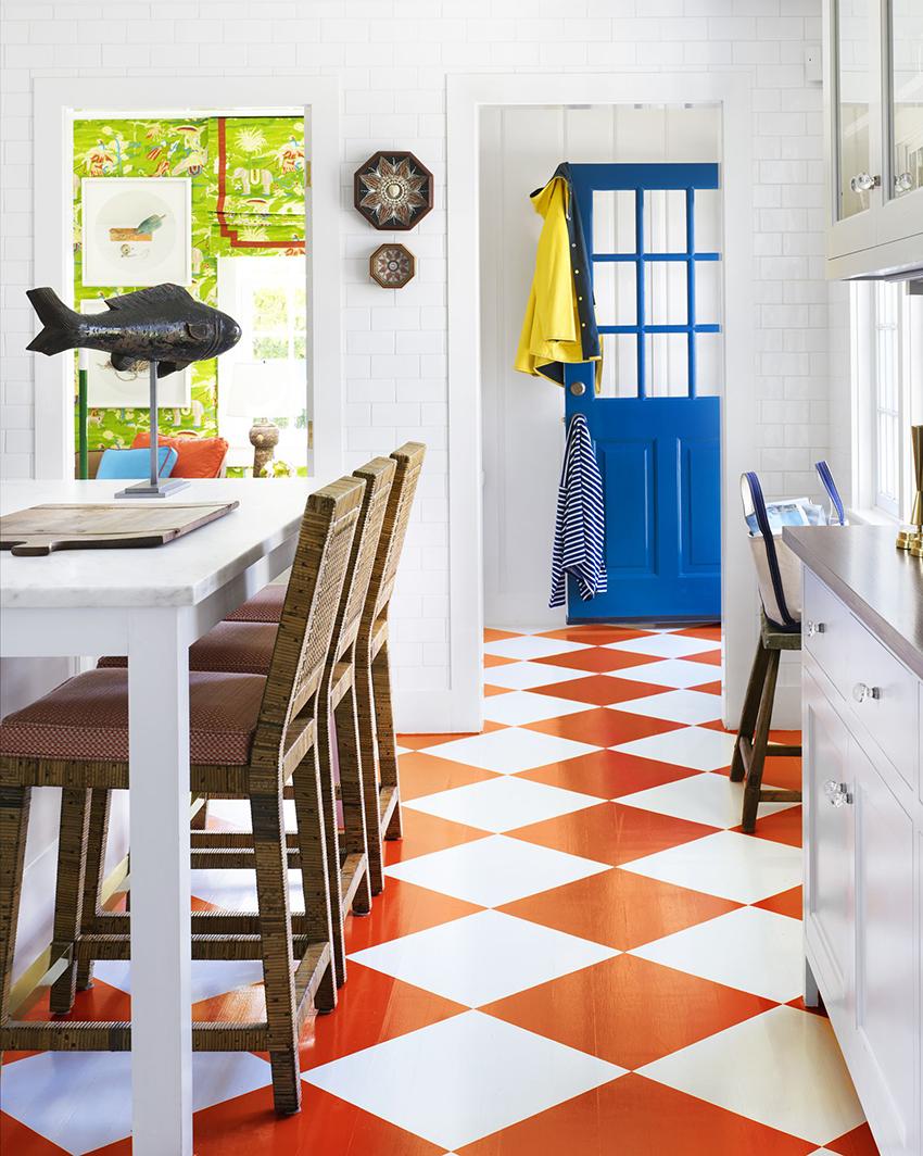 Thiết kế nội thất - Tạo ra một bộ màu