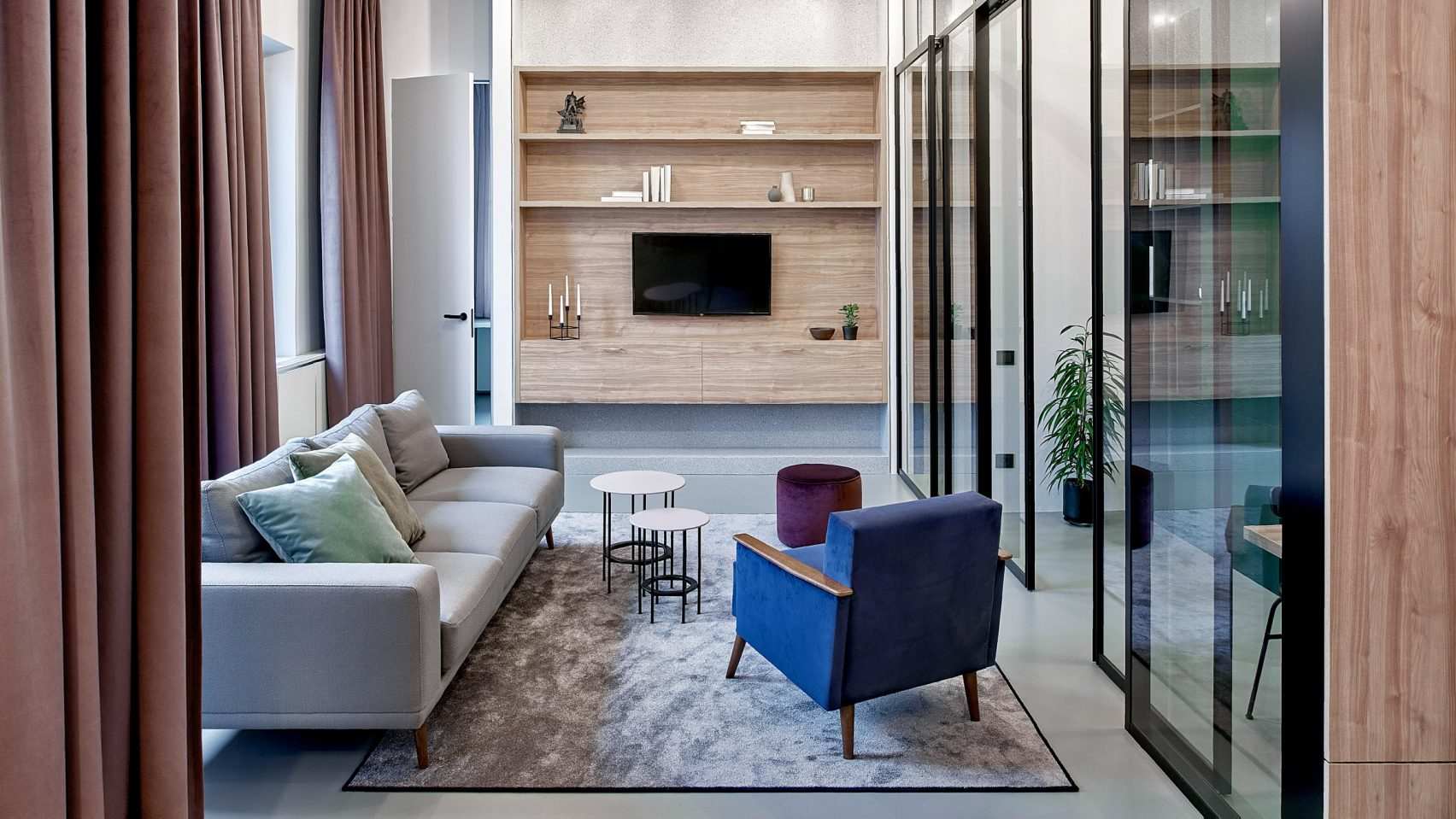 Thiết kế nội thất nhà ở: Đơn giản mà cực chất