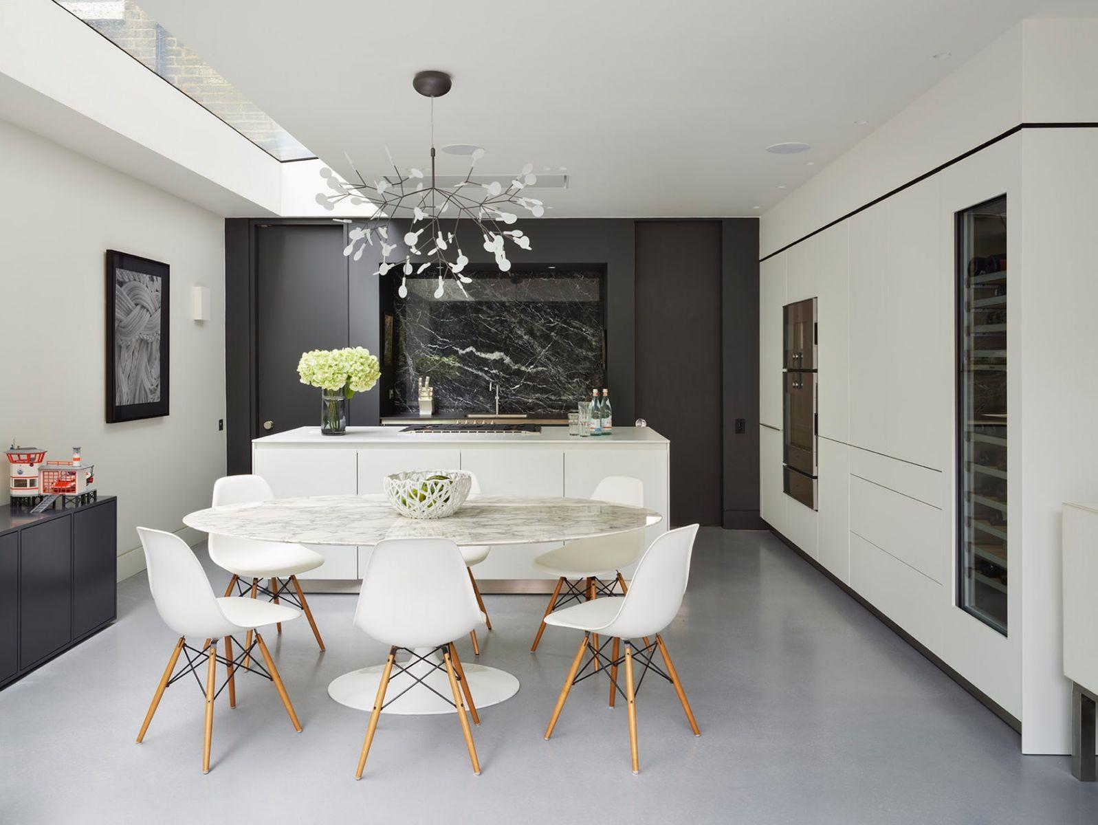 Những phong cách khác nhau của phòng bếp kiểu đương đại