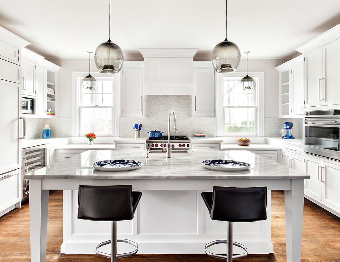 Thiết kế phòng bếp đương đại của bạn: Less is more – Sống tối giản