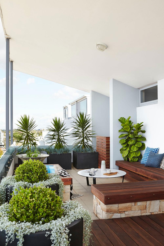 Xây dựng khu vườn cho không gian sống của bạn