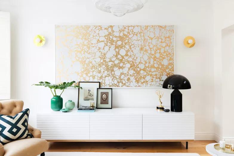 Mẹo trang trí bức tường nhà bạn