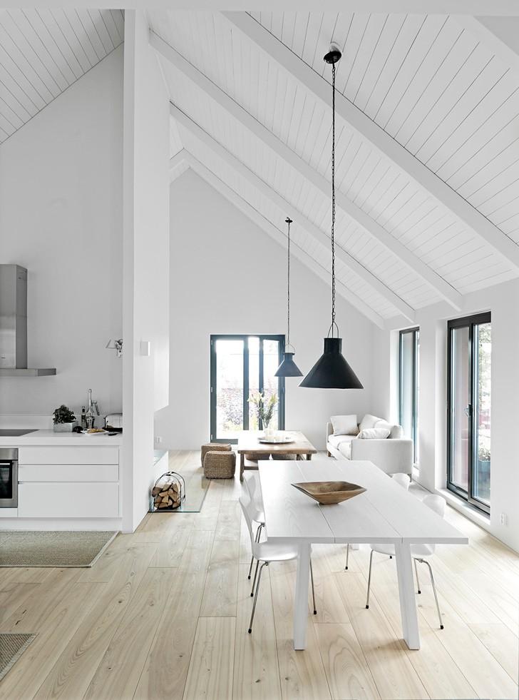 Phong cách tối giản khi trang trí nội thất