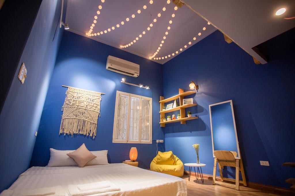 Xu hướng thiết kế nội thất các homestay nổi tiếng Hà Nội
