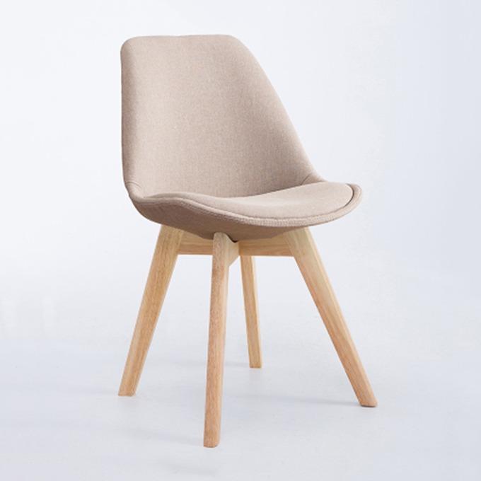 Ghế EAMES bọc vải (màu kaki)