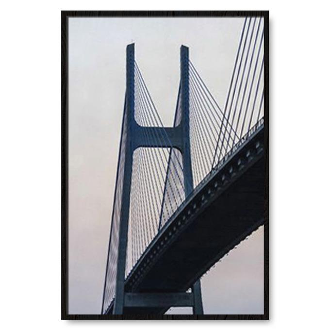 TRANH PHONG CẢNH PHU MY BRIDGE