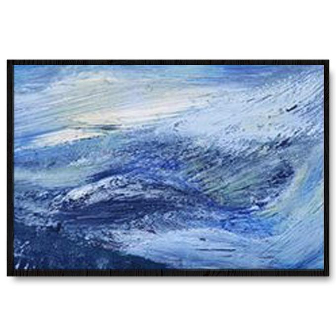 TRANH TRỪU TƯỢNG WAVE