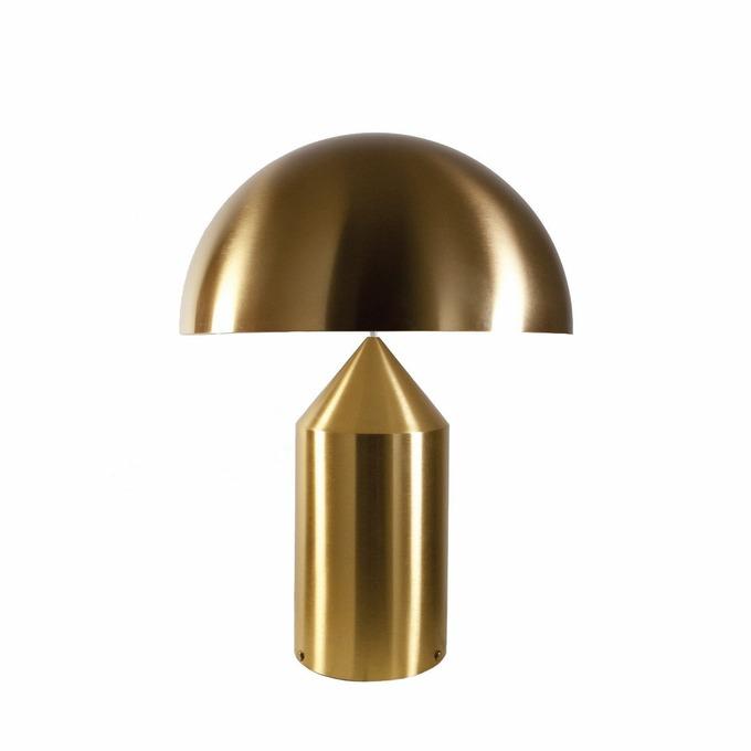 đèn bàn, đèn trang trí, đèn atollo, attolo lamp, đèn hiện đại,